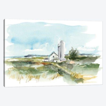Rural Plein Air I Canvas Print #EHA602} by Ethan Harper Canvas Wall Art
