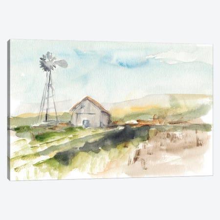 Rural Plein Air II Canvas Print #EHA603} by Ethan Harper Canvas Wall Art