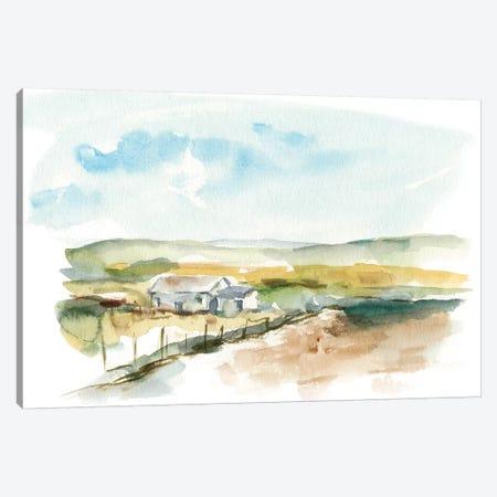 Rural Plein Air III Canvas Print #EHA604} by Ethan Harper Canvas Print