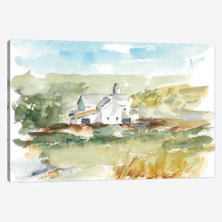 Rural Plein Air IV Canvas Print #EHA605} by Ethan Harper Canvas Print