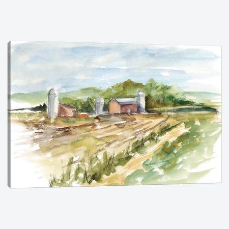 Rural Plein Air VI Canvas Print #EHA607} by Ethan Harper Canvas Print