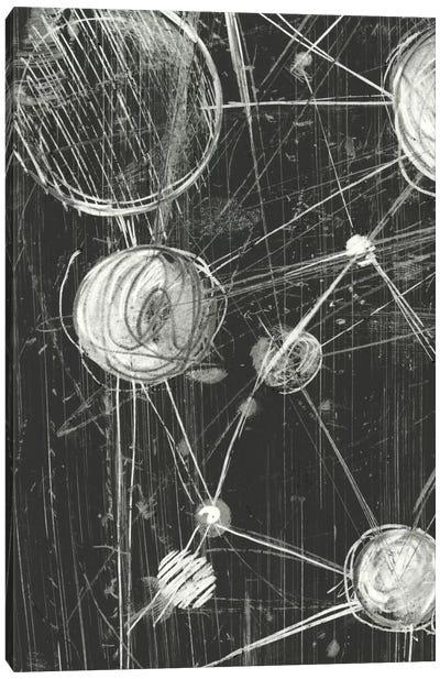 Molecular Fusion II Canvas Art Print