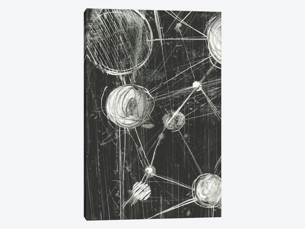 Molecular Fusion II by Ethan Harper 1-piece Canvas Art