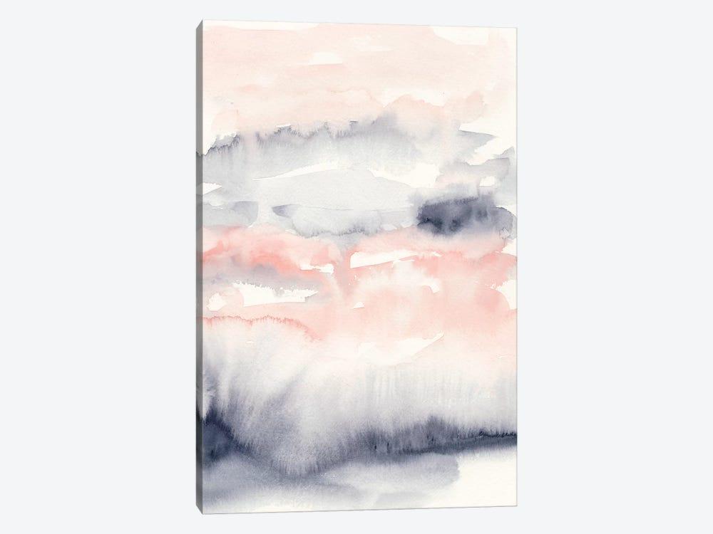 Violet & Blush I by Ethan Harper 1-piece Canvas Artwork