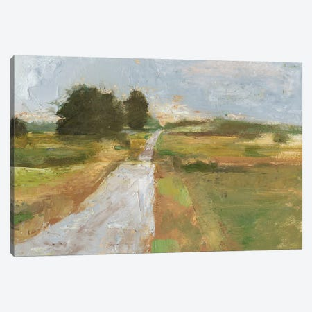 Back Country Road I Canvas Print #EHA617} by Ethan Harper Canvas Artwork