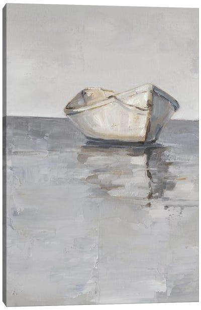 Boat on the Horizon I Canvas Art Print