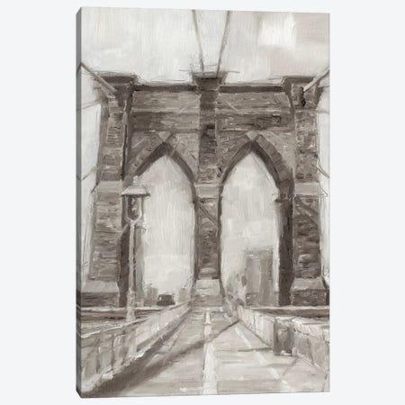 Bridge Crossing I Canvas Print #EHA623} by Ethan Harper Canvas Art