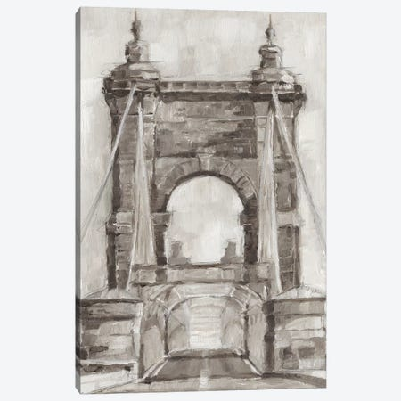 Bridge Crossing II Canvas Print #EHA624} by Ethan Harper Canvas Print