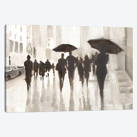 Clearing Rain Canvas Print #EHA625} by Ethan Harper Canvas Print