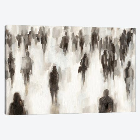 Commuters II Canvas Print #EHA627} by Ethan Harper Art Print