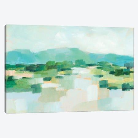 Emerald Island I Canvas Print #EHA628} by Ethan Harper Canvas Wall Art