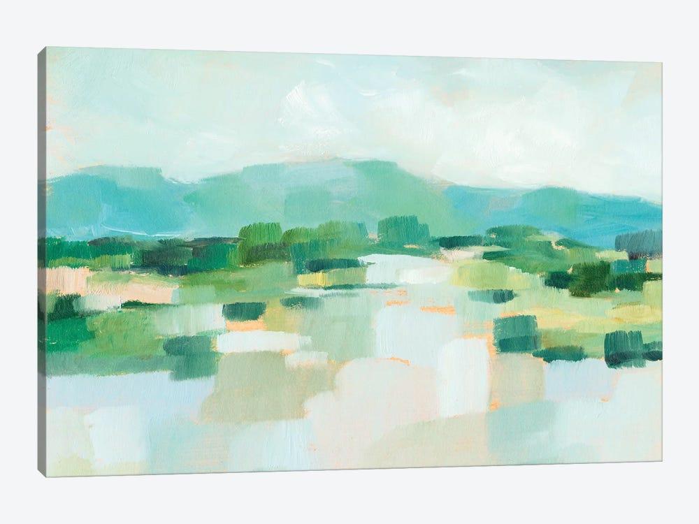 Emerald Island I by Ethan Harper 1-piece Canvas Art Print