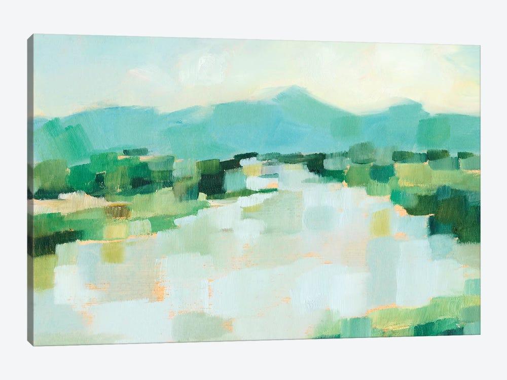 Emerald Island II by Ethan Harper 1-piece Canvas Art