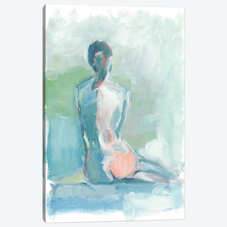 Modern Figure Study I Canvas Print #EHA630} by Ethan Harper Canvas Print