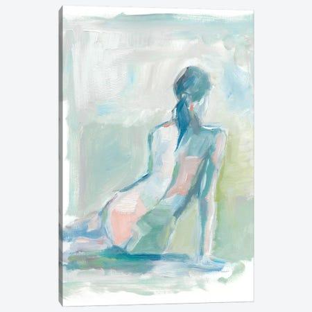 Modern Figure Study II Canvas Print #EHA631} by Ethan Harper Art Print