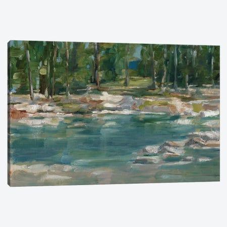 Northwestern Lake I Canvas Print #EHA638} by Ethan Harper Canvas Art Print