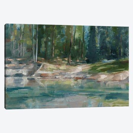 Northwestern Lake II Canvas Print #EHA639} by Ethan Harper Canvas Print