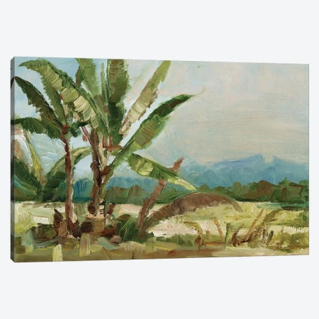 Southern Palms I Canvas Print #EHA646} by Ethan Harper Canvas Print