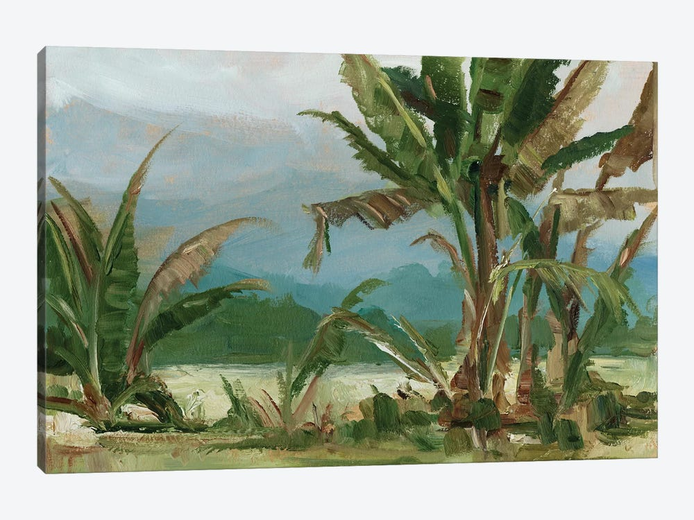 Southern Palms II by Ethan Harper 1-piece Canvas Art