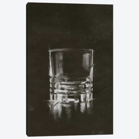 Crystal Barware V Canvas Print #EHA658} by Ethan Harper Art Print