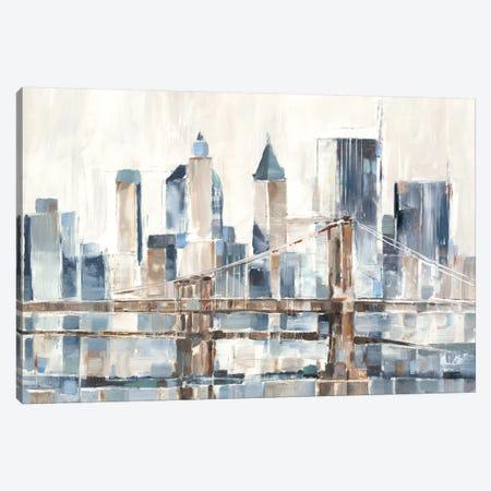 Blue Hour I Canvas Print #EHA662} by Ethan Harper Canvas Art