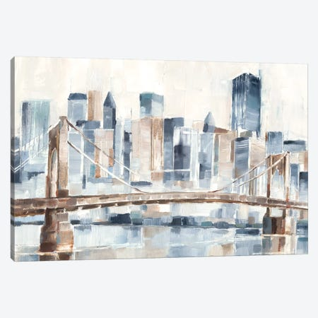 Blue Hour II Canvas Print #EHA663} by Ethan Harper Canvas Art