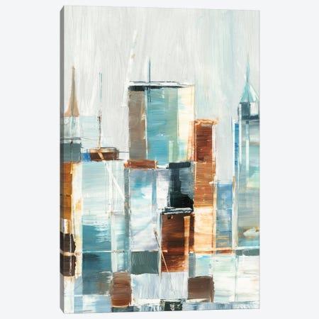 City Colors I Canvas Print #EHA664} by Ethan Harper Canvas Art Print