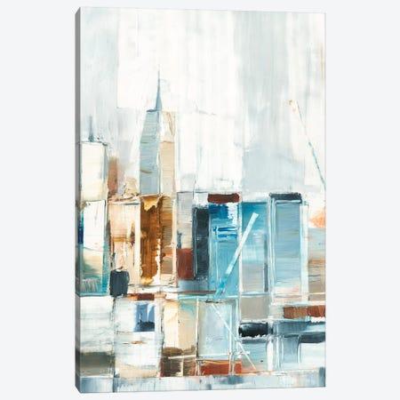 City Colors II Canvas Print #EHA665} by Ethan Harper Art Print
