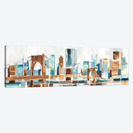City Colors III Canvas Print #EHA666} by Ethan Harper Canvas Print