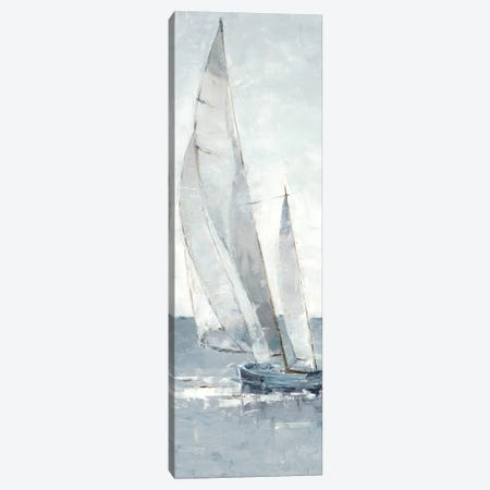 Grey Seas I Canvas Print #EHA669} by Ethan Harper Canvas Artwork