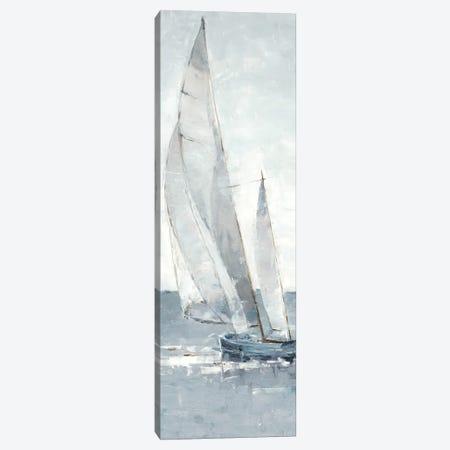 Grey Seas I Canvas Print #EHA669} by Ethan Harper Canvas Artwork