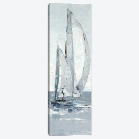 Grey Seas II Canvas Print #EHA670} by Ethan Harper Art Print