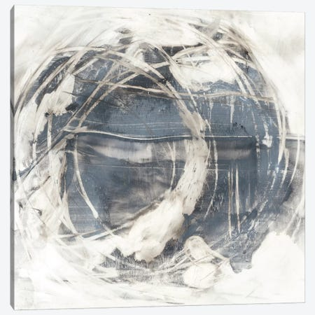 Rotational Orbit I 3-Piece Canvas #EHA682} by Ethan Harper Canvas Artwork