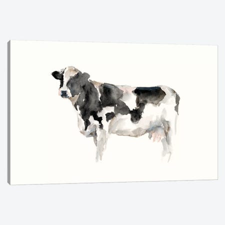 Farm Animal Study III Canvas Print #EHA690} by Ethan Harper Art Print