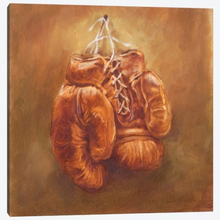 Rustic Sports I Canvas Print #EHA69} by Ethan Harper Canvas Print