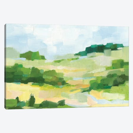 Clover Hill I Canvas Print #EHA701} by Ethan Harper Canvas Print
