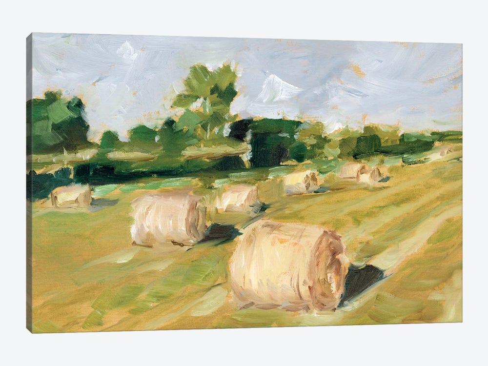 Hay Field II by Ethan Harper 1-piece Canvas Art Print