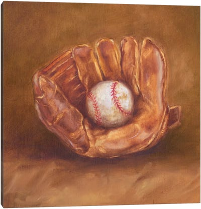 Rustic Sports III Canvas Art Print