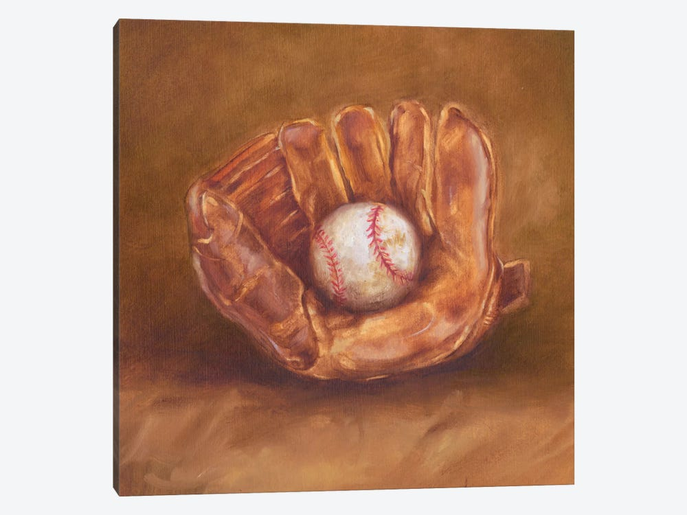 Rustic Sports III by Ethan Harper 1-piece Canvas Wall Art
