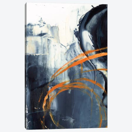 Orange Rind I 3-Piece Canvas #EHA723} by Ethan Harper Art Print