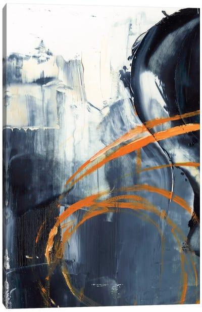 Orange Rind I Canvas Art Print