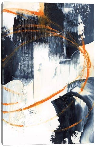Orange Rind II Canvas Art Print
