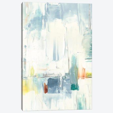 Rainy City II Canvas Print #EHA734} by Ethan Harper Canvas Art Print