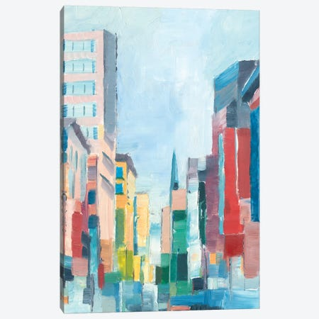Uptown Contemporary I Canvas Print #EHA745} by Ethan Harper Canvas Art