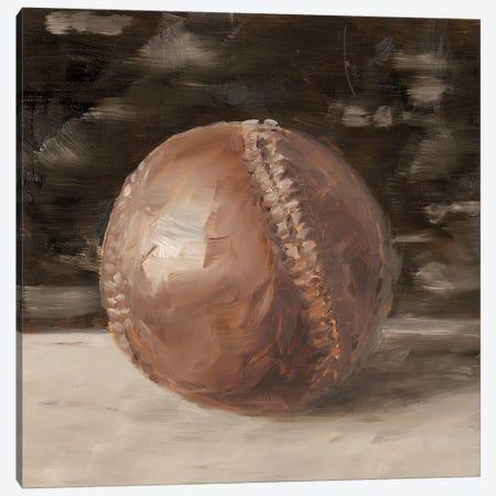 Vintage Leather I Canvas Print #EHA749} by Ethan Harper Canvas Art Print