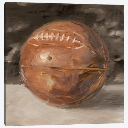 Vintage Leather II Canvas Print #EHA750} by Ethan Harper Canvas Art