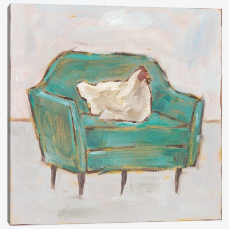 Creature Comforts VII Canvas Print #EHA766} by Ethan Harper Canvas Art