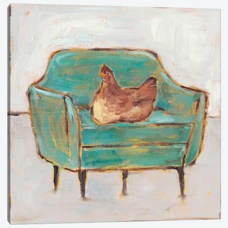 Creature Comforts VIII Canvas Print #EHA767} by Ethan Harper Canvas Wall Art