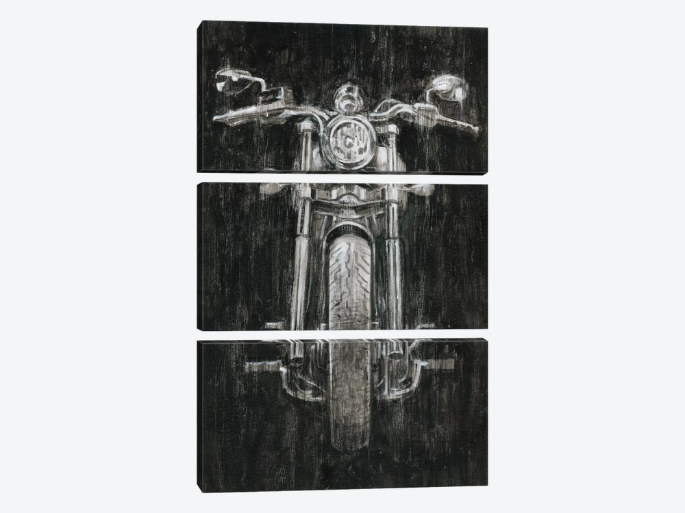 Steel Horse I by Ethan Harper 3-piece Canvas Artwork