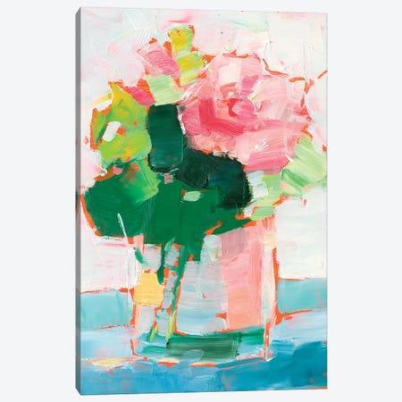 Cut Flowers I Canvas Print #EHA783} by Ethan Harper Canvas Print